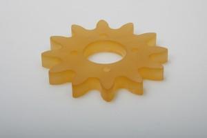 Zahnrad PU 65° t=10mm